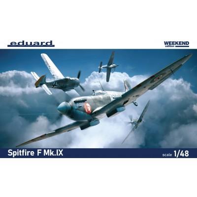 SUPERMARINE SPITFIRE MK-IX (Weekend) -Escala 1/48- Eduard 84175