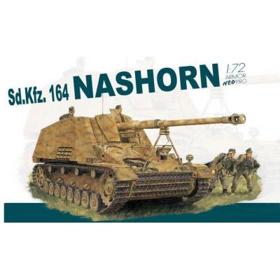 CAÑON AUTOPROPULSADO Sd.Kfz. 164 NASHOR Early -Escala 1/72- Dragon Models 7626