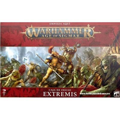 AGE OF SIGMAR: EXTREMIS -Games Workshop 80-01