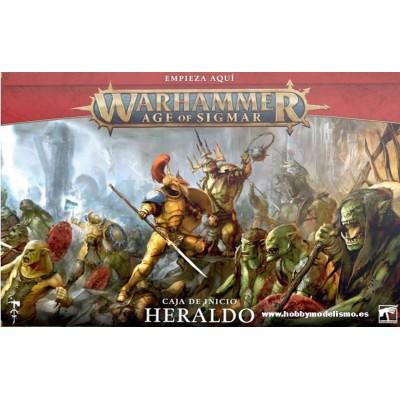 AGE OF SIGMAR: HERALDO -Games Workshop 80-19