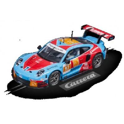"""PORSCHE 911 RSR """"CARRERA Nº 93"""" -Escala 1/32- Carrera 27645"""