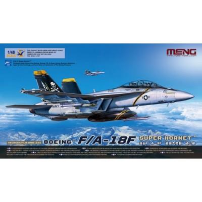 BOEING F/A-18 F SUPER HORNET -Escala 1/48- Meng Model LS-013