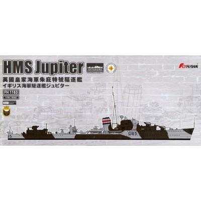 DESTRUCTOR H.M.S. JUPITER (J Class) -Escala 1/700 - FLYHAWK FH1163