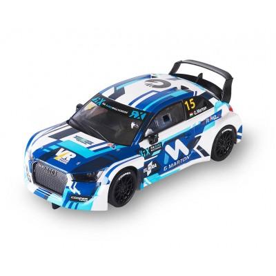AUDI S1 RX VR SCALEXTRIC U10389S300