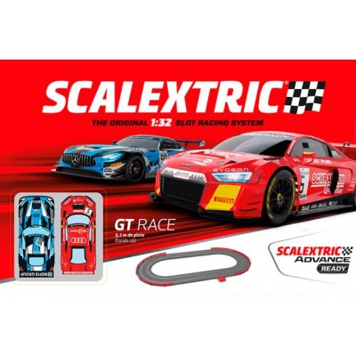 CIRCUITO SCALEXTRIC GT RACE 1/32 SCALEXTRIC U10384S500