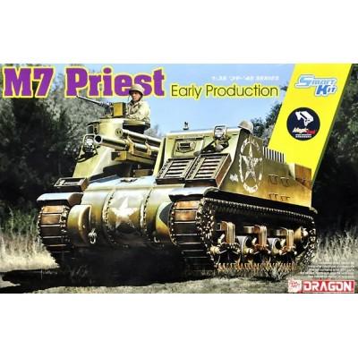 OBUS AUTOPROPULSADO M-7 PRIEST (Early) -Escala 1/35- Dragon Models 6817