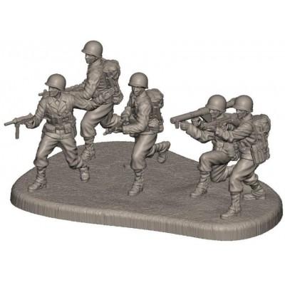 INFANTERIA U.S. ARMY - Escala 1/72- Zvezda 6278