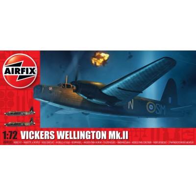 VICKERS WELLINGTON Mk-II -Escala 1/72- Airfix A08021