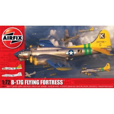 BOEING B-17 G FLYING FORTRESS -Escala 1/72- Airfix A08017B
