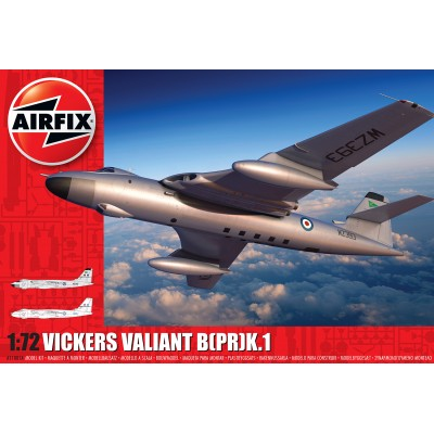 VICKERS VALIANT B.MK.1 -Escala 1/72- Airfix A11001A