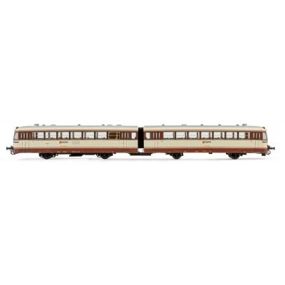 FERROBUS DIESEL RENFE 591.500 (2 unidades) ESTRELLA Ep. IV -H0 - 1/87- Electrotren E3619