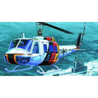 BELL / DORNIER UH-1 D -Escala 1/72- MisterCraft Hobby Kits 040819 (D-81)