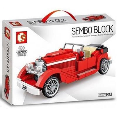 COCHE CLASICO 500K - SEMBO BLOCK 607402