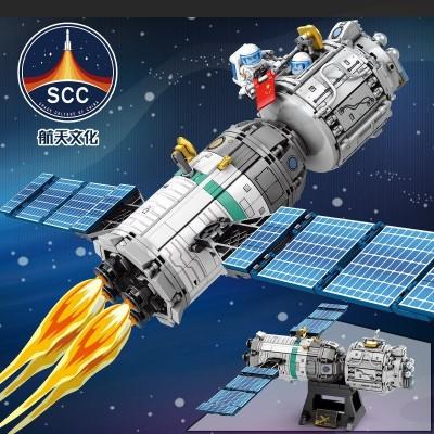 ESTACION ESPACIAL SEA OF SPACE - SEMBO BLOCK 203302