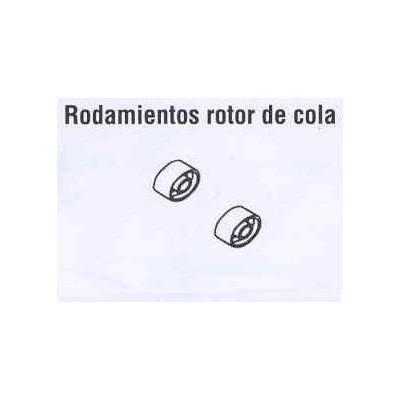 RODAMIENTO DE COLA