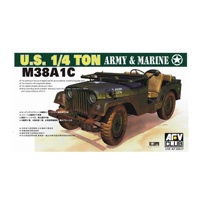VEHICULO M-38 A1 1/4TON