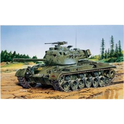 CARRO COMBATE M-47 PATTON ESCALA 1/35 - Italeri 6447