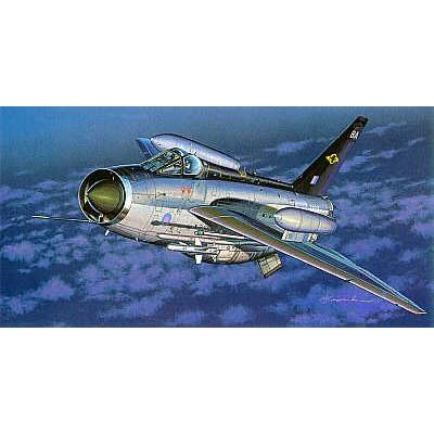 BAC ELECTRIC LIGHTNING F MK.6 - escala 1/72 - hasegawa B15