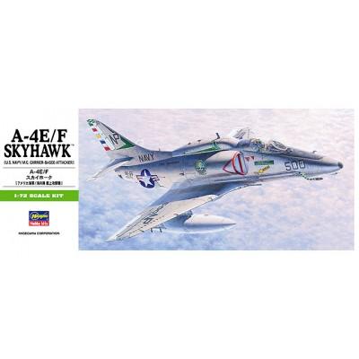 DOUGLAS A-4E/F SKYHAWK - escala 1/72 - hasegawa B9