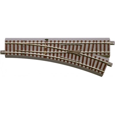 VIA GL DESVIO RECTO (L: 200,00 mm) DERECHA (R: 502,70 mm) 22,5º . ROCO 61141