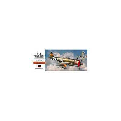 REPUBLIC P-47 D THUNDERBOLT - escala 1/72 - hasegawa a8
