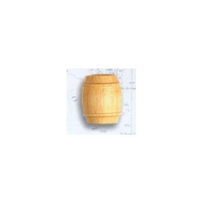 BARRIL DE BOJ (12 mm) 4 unidades - Artesania Latina 8566