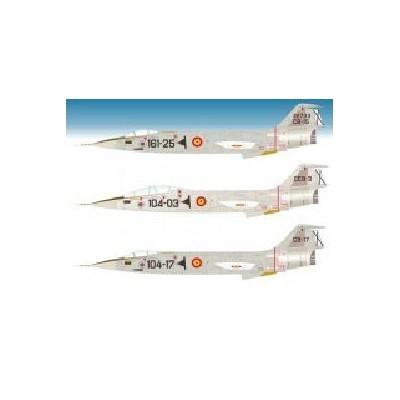 CALCAS F-104 G / TF-104 G (TORREJON) 1/48 - Series Españolas SE2348