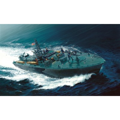 LANCHA TORPEDERA PT-596 ELCO 80