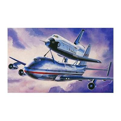BOEING 747 Y TRANSBORDADOR ESPACIAL 1/288