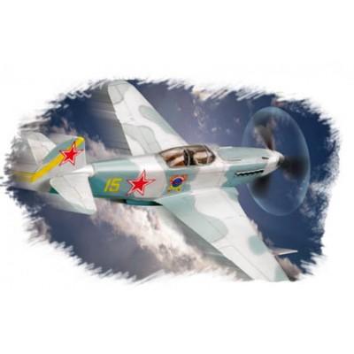 YAKOLEV YAK- 3 - escala 1/72 - HOBBYBOSS 80255