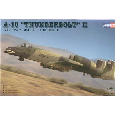FAIRCHILD REPUBLIC A-10 A THUNDERBOLT - ESCALA 1/48 - HOBBYBOSS 80323