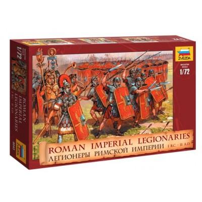 INFANTERIA ROMANA IMPERIAL (I A.C. - II D.C.) escala 1/72 ZVEZDA 8043