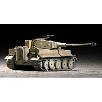CARRO DE COMBATE SD.KFZ.181 TIGER I (Mid. production) -1/72- Trumpeter 07243