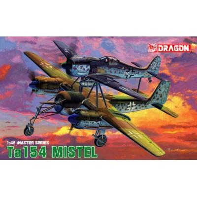 FOCKE WULF TA-154 MISTEL