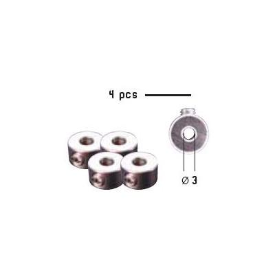 PRISIONEROS 3 MM (4 unidades)