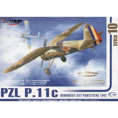 PZL. P-11C (Rumania)