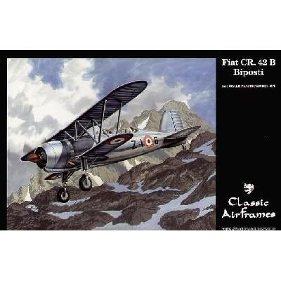FIAT CR.42 B (Biplaza) FALCO -Escala 1/48- Classic Airframes 499
