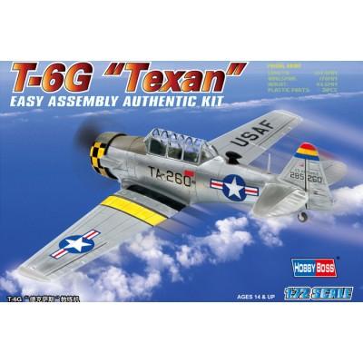 NORTH AMERICAN T-6 G TEXAN -1/72 - Hobby Boss 80233