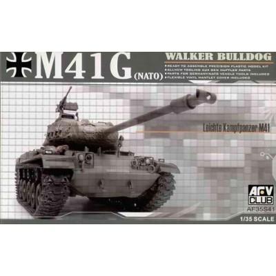 CARRO DE COMBATE M-41 G WALKER-BULLDOG (OTAN)