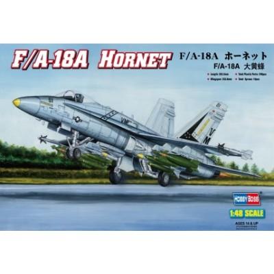 McDONNELL DOUGLAS F/A-18 A HORNET -Escala 1/48- HobbyBoss 80320