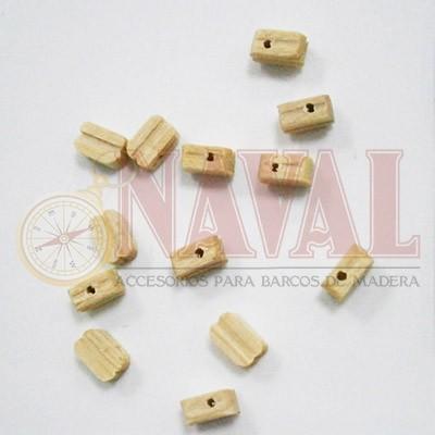MOTON DE BOJ 7 mm (20 unidades) - Amati 408707