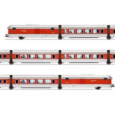 H0 1:87 escala Electrotren E-3349 Talgo RENFE tren Set Pendular vagon Restaurant