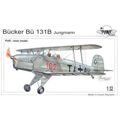 BUCKER BU-131B JUNGMANN C/ESP