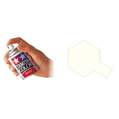 SPRAY ESMALTE BLANCO CREMA TS-7 (100 ml)