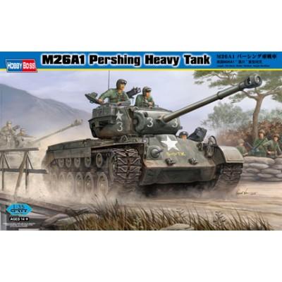 CARRO DE COMBATE M-26 A1 PERSHING 1/35 - Hobby Boss 82425