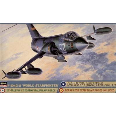 LOCKHEED F-104 G/S STARFIGTER