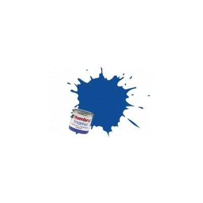 PINTURA ESMALTE AZUL MATE (14 ml)