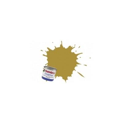 PINTURA ESMALTE OCRE MATE (14 ml)