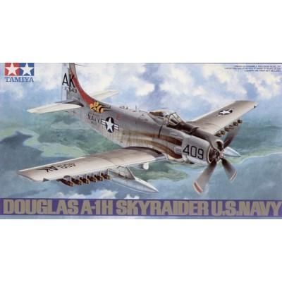 DOUGLAS A-1H SKYRAIDER U.S. NAVY