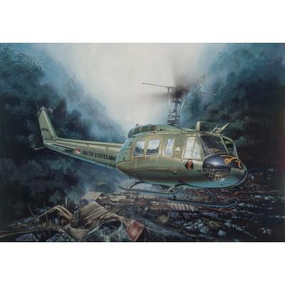 BELL UH-1 D IROQUOIS - Italeri 849